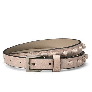 Liebeskind Leather Studded Belt